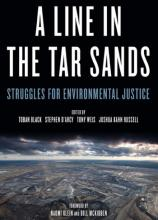 A Line in the Tar Sands - book