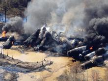 Alabama derailment