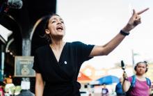 Image Credit: Corey Torpie/Courtesy of the Ocasio-Cortez Campaign