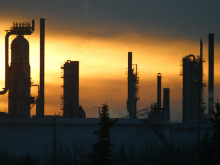 Is oil turning into a sunset industry?