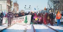 Rail Blockade Feb. 2020