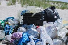 Plastic trash - Photo by Brian Yurasits on Unsplash