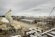 The Christina Lake oilsands facility south of Fort McMurray is owned by one of the big five, Cenovus, which all are majority foreign-owned.CENOVUS