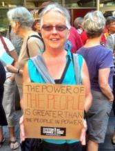 climate change rally Vancouver Sept 21, 2014