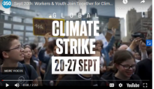 climate strike Sept. 2019