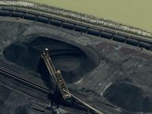 Coal loading operations at Westshore Terminals in Delta.— Image Credit: Black Press File Photo