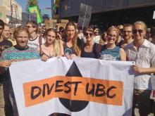 Divest UBC