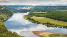 Peace River BC