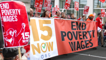 End poverty wages