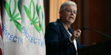Gina McCarthy of EPA USA