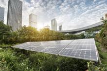 solar panel - KYNNY / ISTOCK / GETTY IMAGES PLUS
