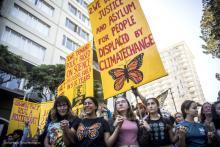 Global Climate Strike - San Fransicso 2019
