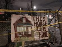 This House is a Home - Photograph by Nathaniel St. Clair