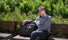 James Hansen  'All we've done is agree there's a problem.' Photograph: Ali Smith for the Guardian