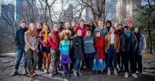 The 21 youth plaintiffs in the Juliana vs. United States lawsuit that was thrown out by Ninth Circuit Court of Appeals on Friday afternoon. Our Children's Trust, which represents the plaintiffs in the case, has vowed to appeal the ruling. (Image: Our Children's Trust, Facebook)