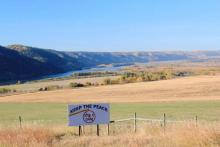 The Site C dam construction is facing delay due to lawsuits.