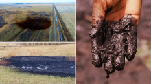 Keystone Pipeline Shut Down After Leaking Oil in North Dakota and Nobody's Talking About It