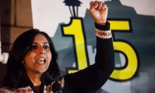 Seattle city council member Kshama Sawant. Photograph: David Ryder/Reuters/Corbis