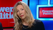 Author and journalist Linda McQuaig, the NDP candidate for Toronto Centre, made her comments about the oilsands on CBC's Power & Politics.