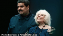 Marta Harnecker and Nicolas Maduro