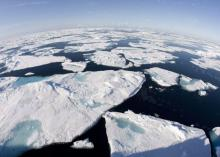 Canada's North is already experiencing significant impacts due to climate change. In Nunavut changes to sea ice cover threatens traditional hunting routes. THE CANADIAN PRESS/Jonathan Hayward