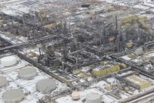 'Whether or not the rest of the oil patch has as wretched a record of accuracy remains to be seen, but the missing 17 megatonnes thus far unearthed are enormous — equivalent to the entire carbon output of Toronto or Seattle.' Photo by jasonwoodhead23, Creative Commons licensed.