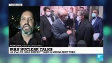 Iran-US Nuclear Talks April 2021