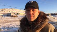 'As the ice melts and the passage becomes more open other countries are going to test our sovereignty over the Northwest Passage,' says Paul Crowley, director of WWF-Canada's Arctic Program. 'We'd be better off with a frozen Arctic.' (Sima Sahar Zerehi/CBC)