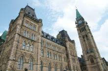 Canadian parliament - A new poll from Abacus Data shows Ottawa lagging behind what a majority of Canadians want when it comes to climate action. Photo via Splash of Rain / Pexels