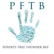 Poverty Free Thunder Bay - logo