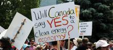 Will Canada say Yes to a Clean Energy Economy? arindambanerjee / Shutterstock 4