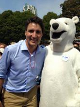 Justin Trudeau played up his warm and fuzzy environmental credentials before the election, but it looks like he's alienating many conservationists with his government's support for the Site C dam.