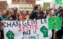 Quebec climate strike