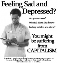 Suffering from Capitalism