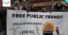 Global wave of transit fare strikes hits Toronto