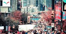 Vancouver protest march fall 2019 - Chris Yakimov