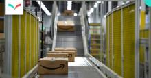 Amazon warehouse - Photo: Governor of Virginia / Flickr