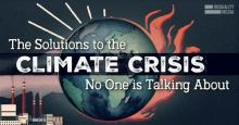 The Solutions to the Climate Crisis No One is Talking About