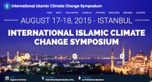 International Islamic Climate Change Symposium