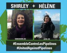 United Against Pipelines Across Canada