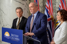 When Premier John Horgan announced that his government was proceeding with the $10.7-billion Site C dam, it created a long-standing rift with some members of his party.