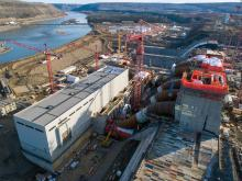 More than 40 cases of COVID-19 have been reported at the Site C dam site since the start of March, and the number of cases has increased in recent weeks, says BC Hydro. Photo via BC Hydro.