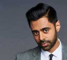 Hasan Minhaj  American actor and comedian