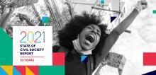 State of civil society website banner