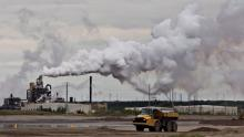 Syncrude Oilsands Extractjion Facility