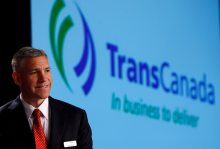TransCanada CEO Russ Girling.