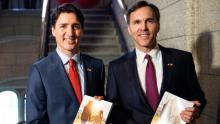Trudeau and Morneau