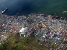 Phillipines typhoon