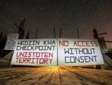 Unistoten Wedzin Kwa - Checkpoint