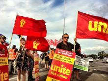 unite union leader